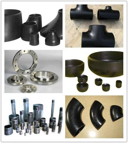 supply elbow/bend,flange,tee, cap, nipple meet API&ASME standard of oil pipeline fitting