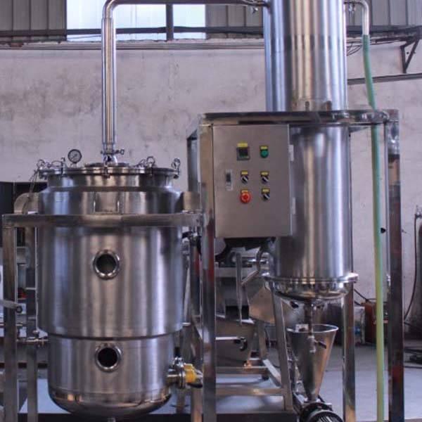 Rose essential oil distiller equipment