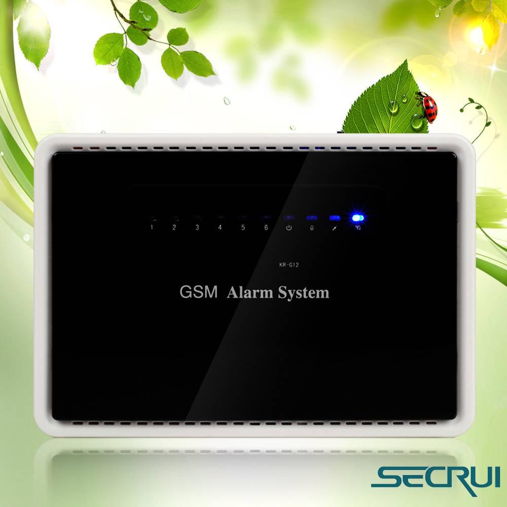 wireless gsm alarm system