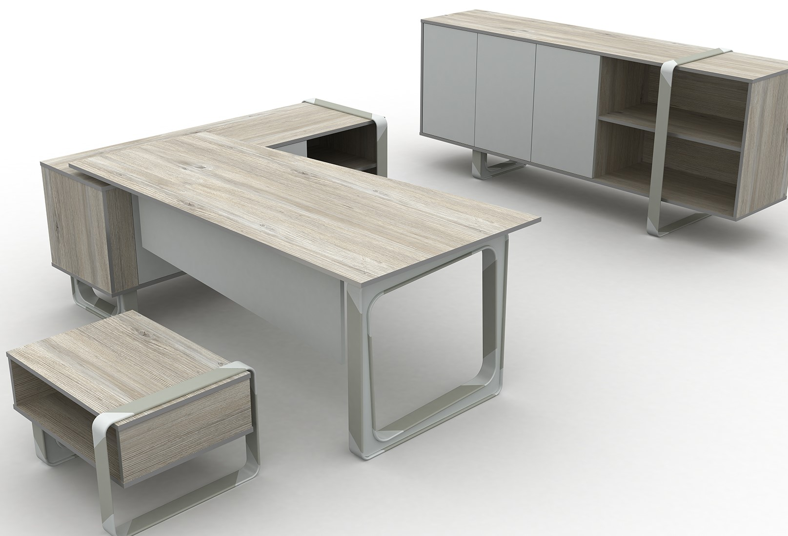 Wholesale Executive Group High Quality Office Desk