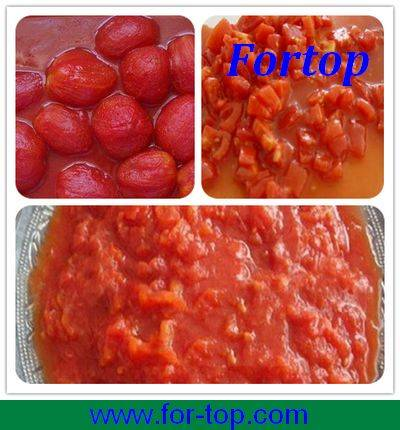 Canned Crushed Tomato