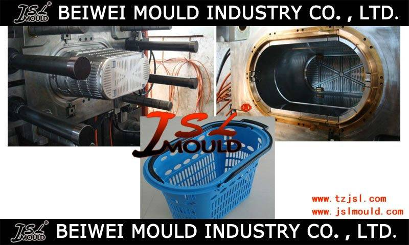 OEM Custom Injection Plastic basket mould