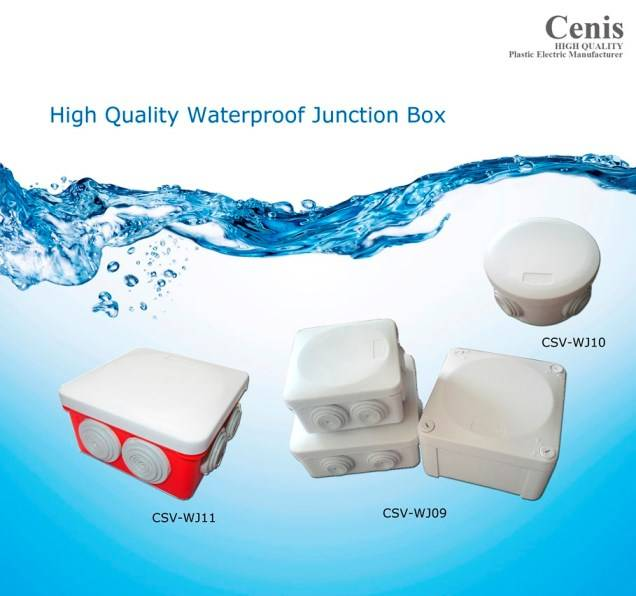 Advanced Waterproof Junction Box