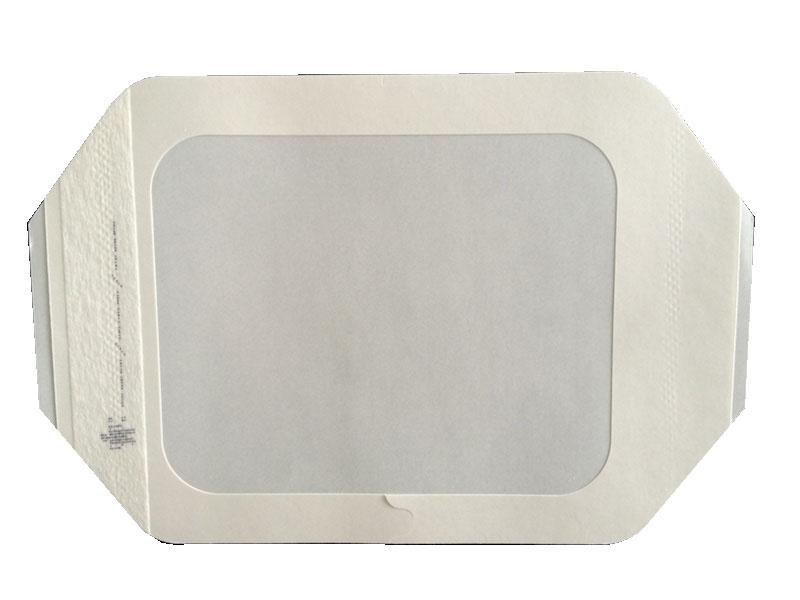 Transparent Film Dressing Frame Style 10cm x 12 cm