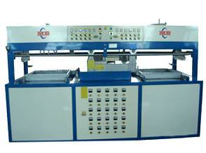 Semi-automatic Plastic Vacuum Moulding Machine