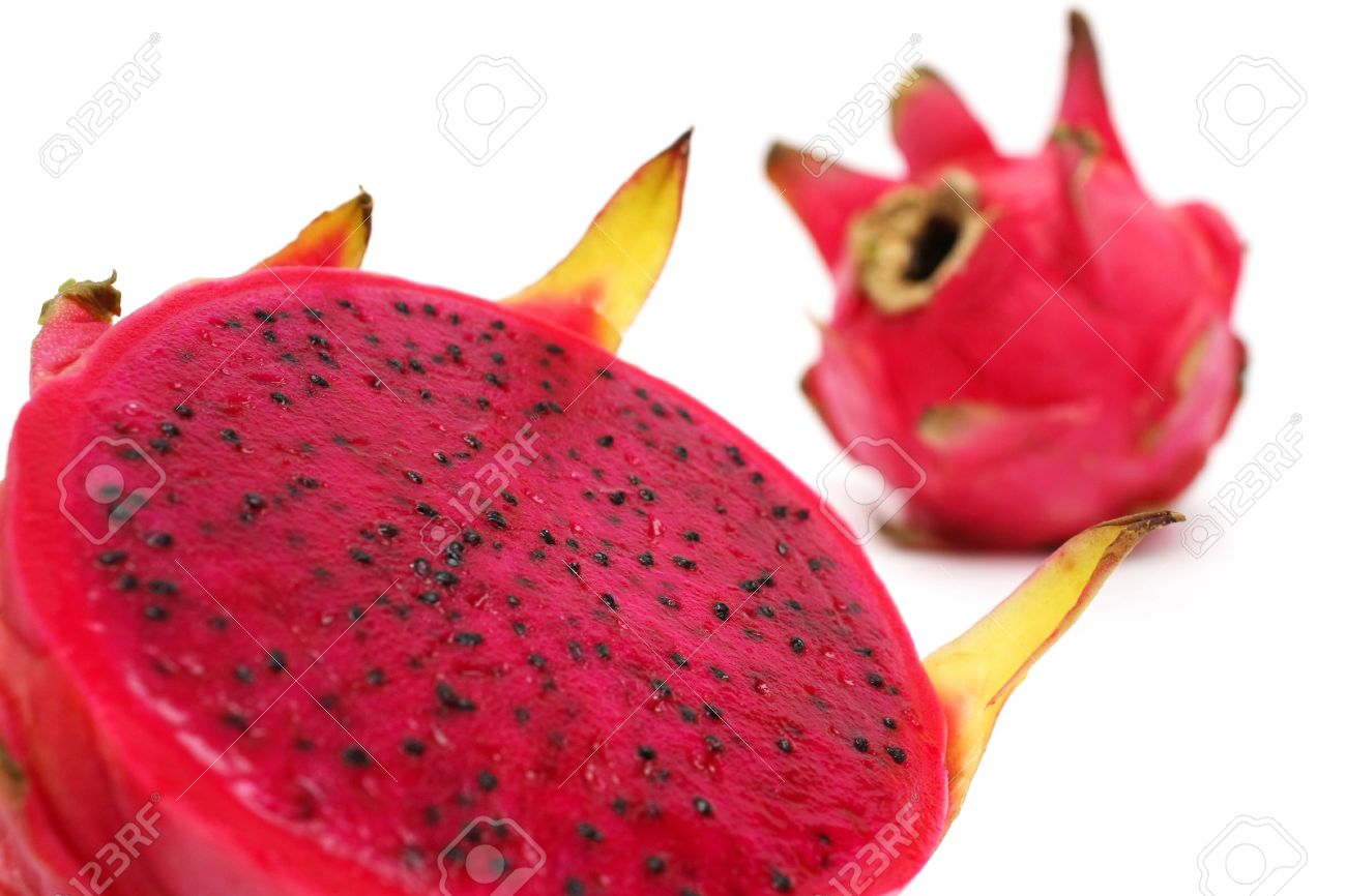 DRAGON FRUIT FOR GOLD HEATH-RED FLESH, RED SKIN - EMAIL: SALES4 AT VINARICE DOT VN