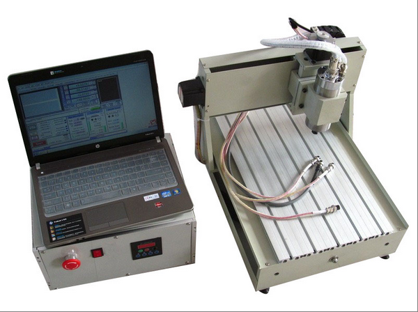800W mini CNC router woodworking machinery