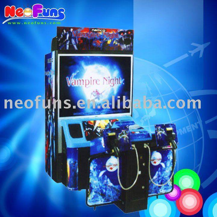 Vampire Night video machine