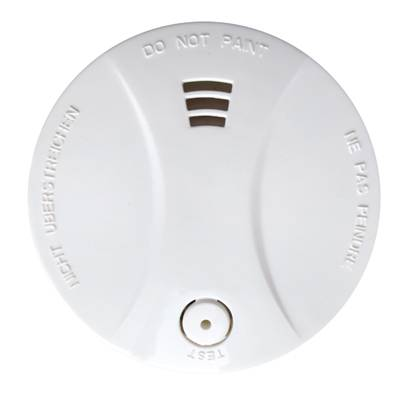 photoelectric smoke detector EN14604 certificated