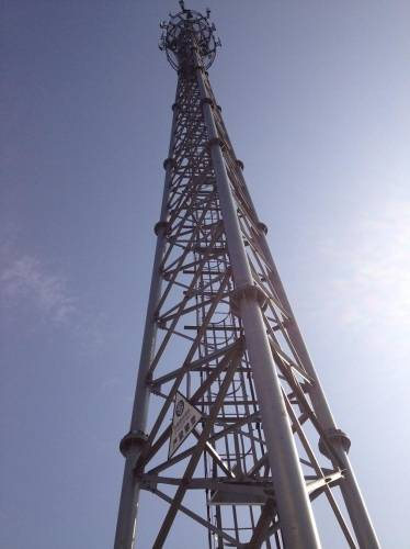 Telecommunication & Transmission Tower and Steel Structure