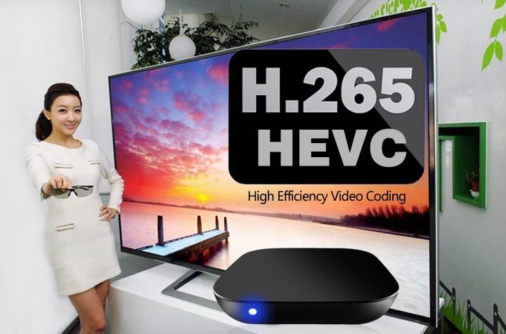 Quad Core Smart TV Box HR-GT1605A