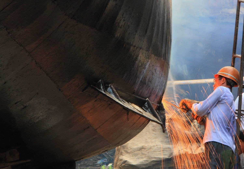 China ship repair voyage repair