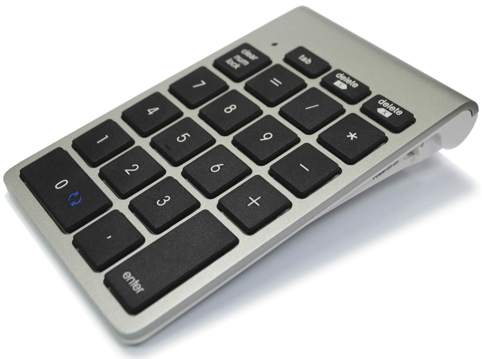Bluetooth Numeric Keypad for PC, Asynchronized