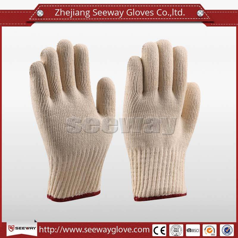 SeeWay Cotton Heat Resistant Gloves for general industry workers use