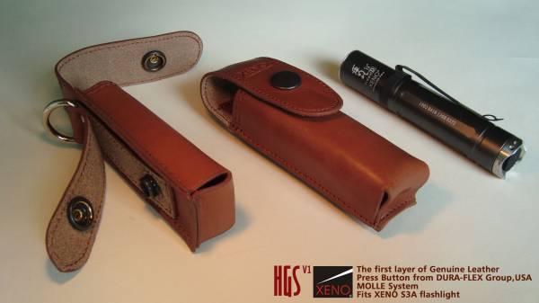 Genuine Leather Holster