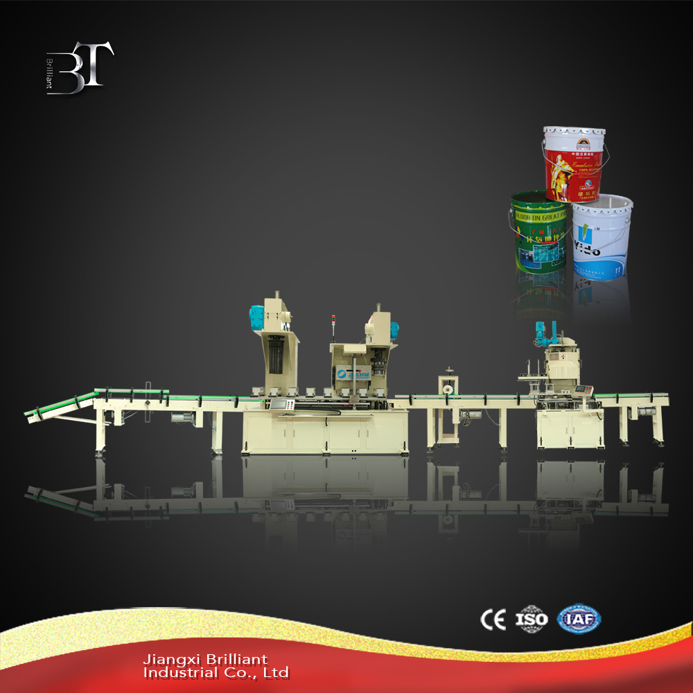 Fully automatic can making machine