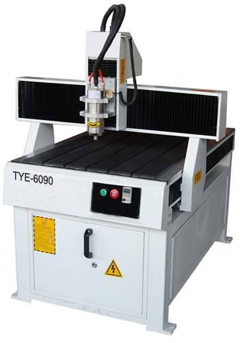 600900mm Advertising cnc router engraver machine TYE-6090