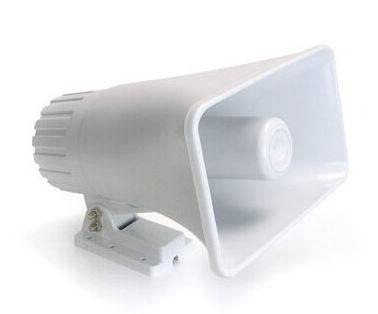 Hot sale 6-15/18-28V 1/dual/6 tone 30/60W Universal ELECTRONIC ALARM SIREN S58,Loud electronic e