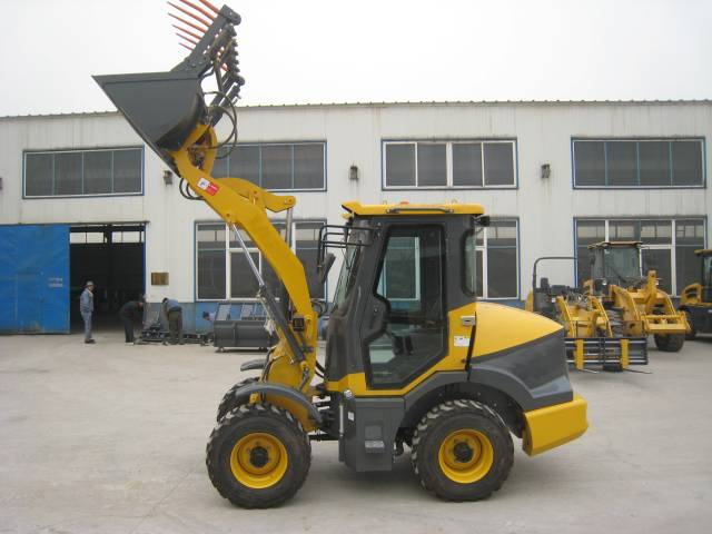 SXM612 MINI LOADER