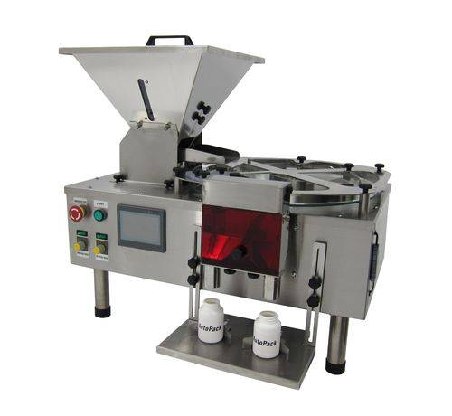 Tabletop Tablet / Capsule Counting Machine TC-100