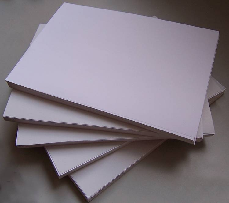 High Glossy Cast Coated Photo Paper
