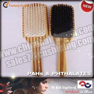 Bamboo Square Hair Brush