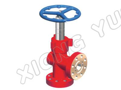 api 6a adjustable choke valve for oilfield wellhead control
