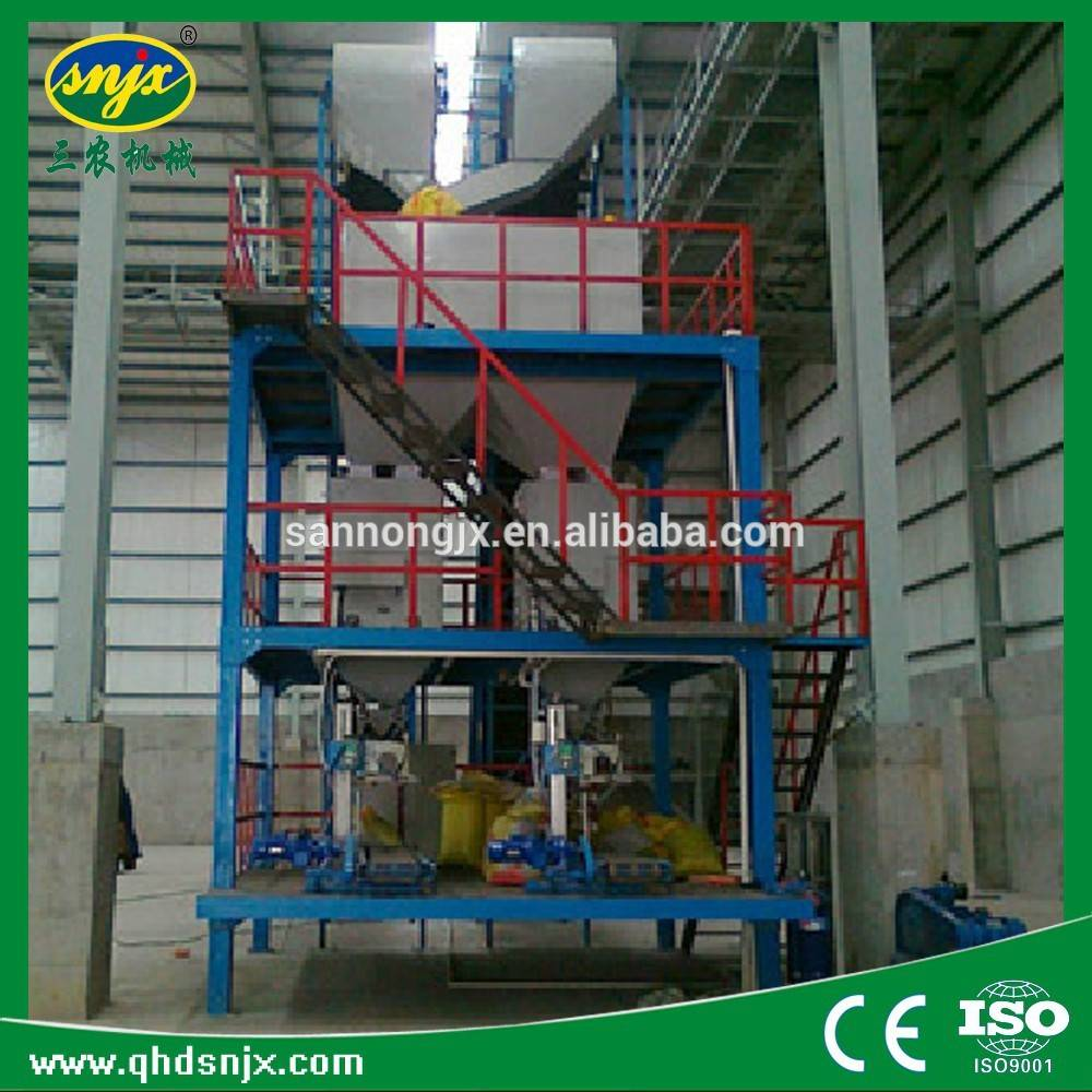 Fertilizer Batching and Blending Fertilizer Making Machine with CE and ISO Certificates