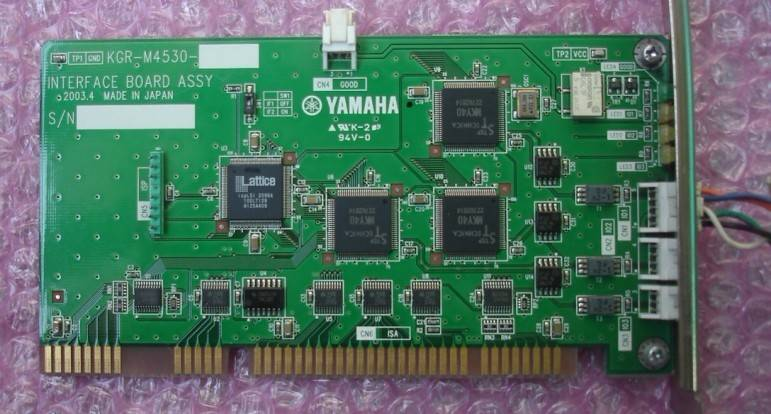 Sell YAMAHA Smt(Surface Mount Technology) machines Board,VISION BOARD,ect