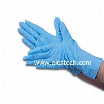 nitrile glove, nitril glove