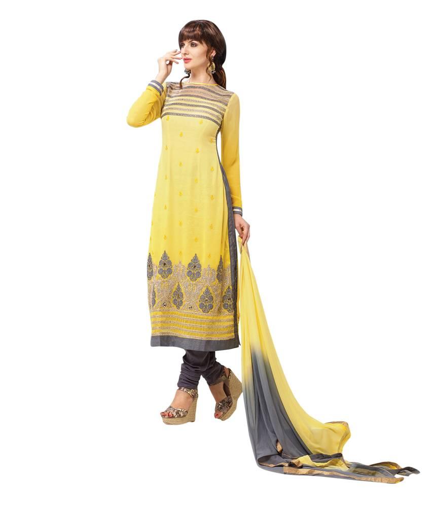stitched Salwar