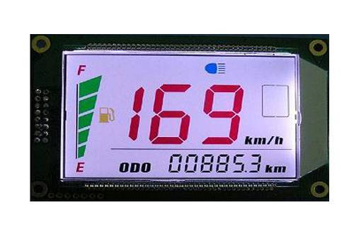 Fs Color LCD for Electric Meter WHPC-13