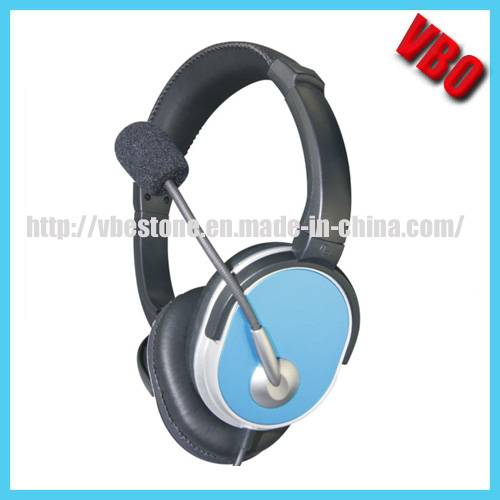 Private Tooling Computer Headphone with Best Price (VB-9318M)