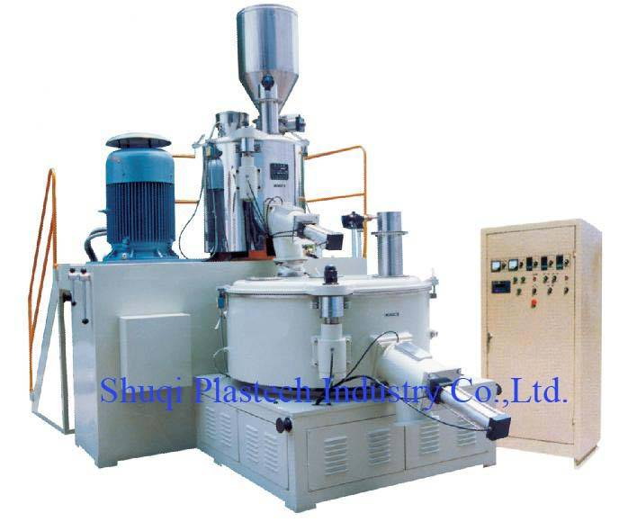 Sell Wood Plastic Mixing Machine