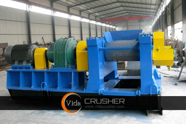 Rubber Crusher|Energy-saving Rubber Crusher