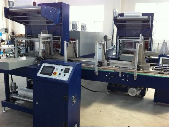 Film Wrapping Machine ( WD-150 Series)