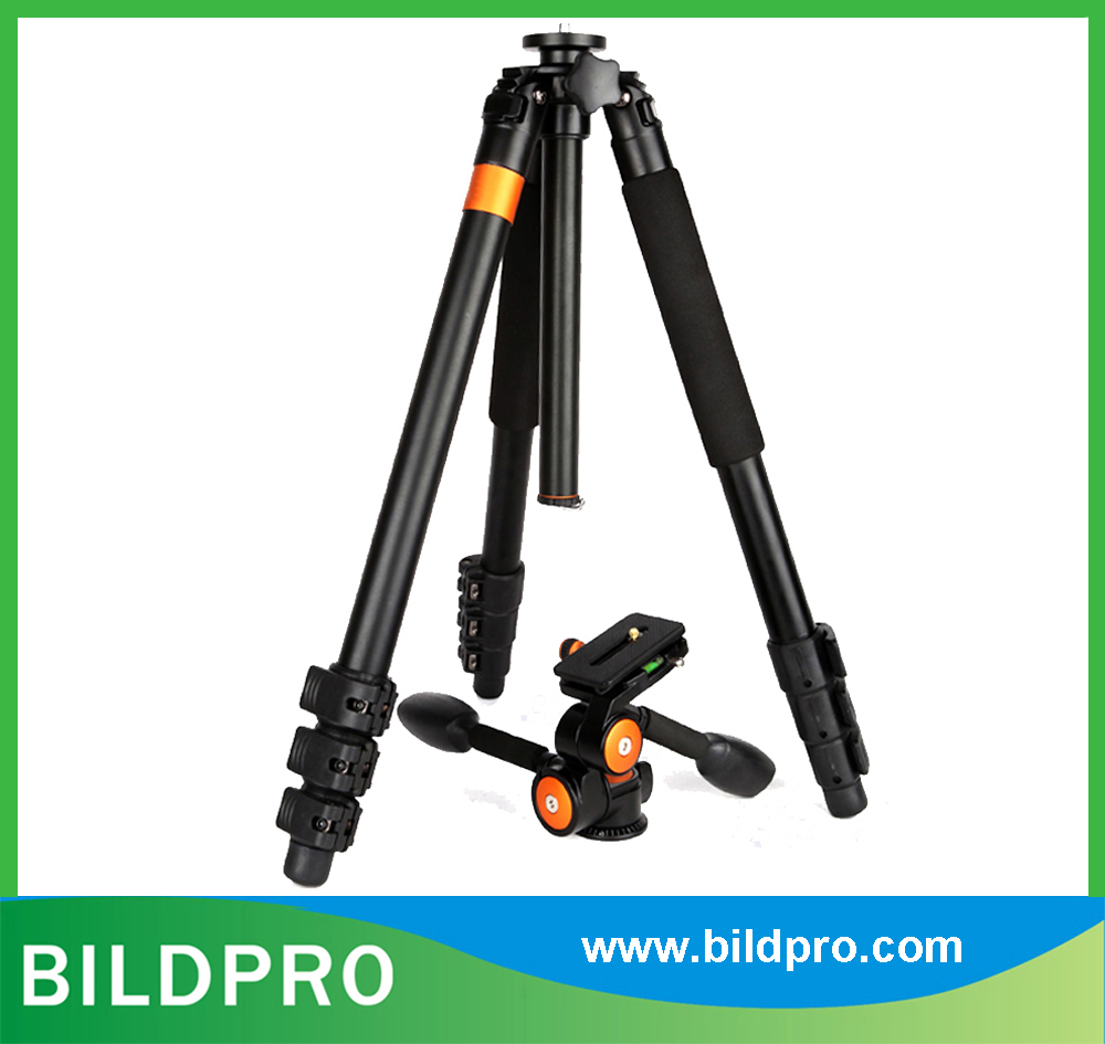 BILDPRO Telescopy Stand 1800mm Extendable Tripod Video Camera Accessory