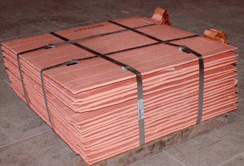 electrolytic copper millberry copper