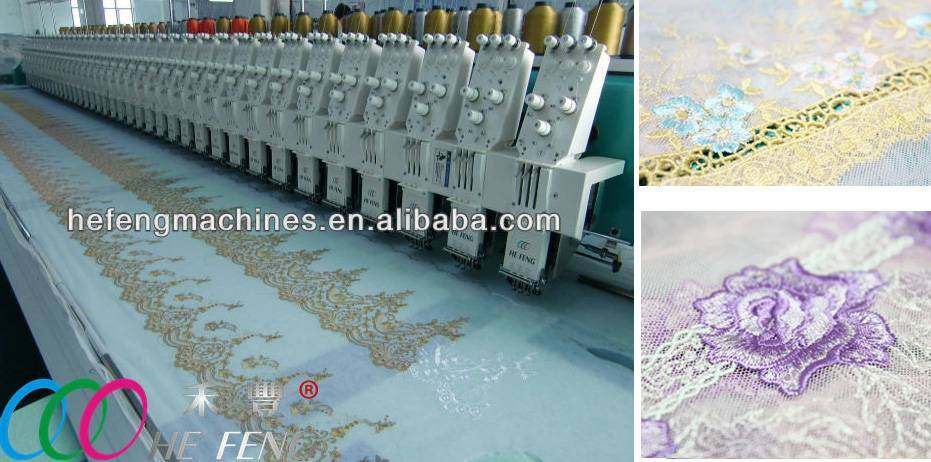Selling Lace/Water-dissolve Embroidery Machine