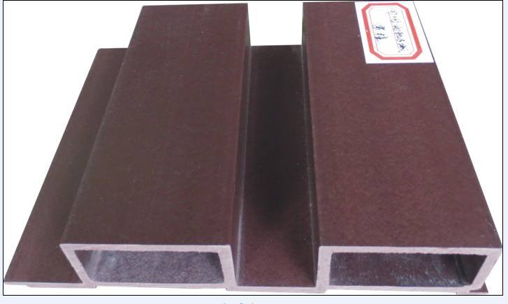 Wood Plastic composite great wall