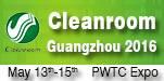 2016 China (Guangzhou) International Cleanroom Technology & Equipment Exhibition