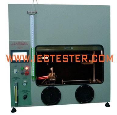 Touch Screen Horizontal Vertical Flame Test Equipment