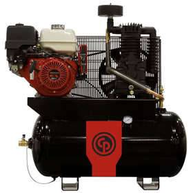 Chicago Pneumatic 13-HP 30-Gallon Truck-Mount Air Compressor w/ Honda Engine
