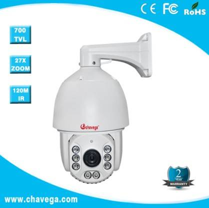 6 inch Outdoor Analog IR High Speed Dome