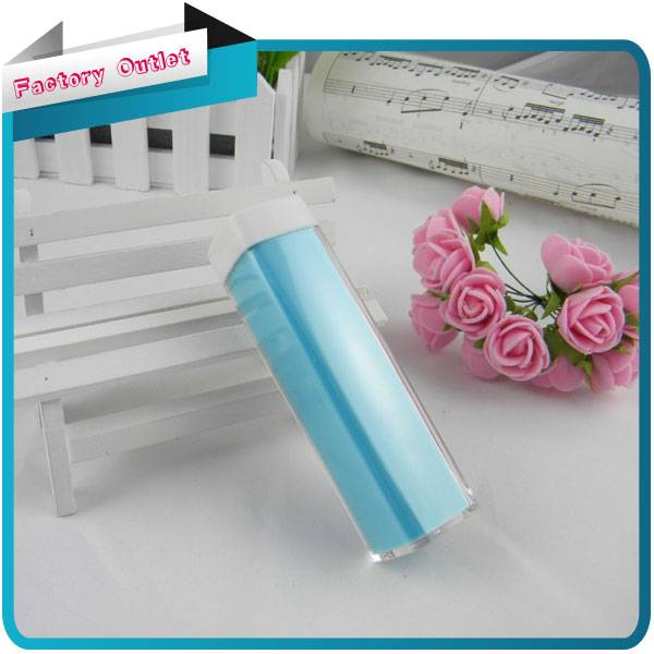 Lipstick power bank 2600MAH portable external battery charger