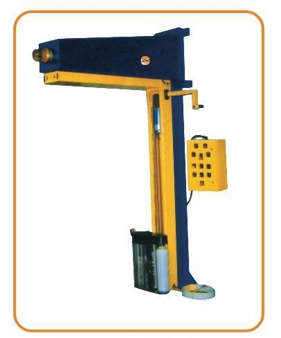 Rotary Arm Pre-Stretch Wrapper (WER-W800)