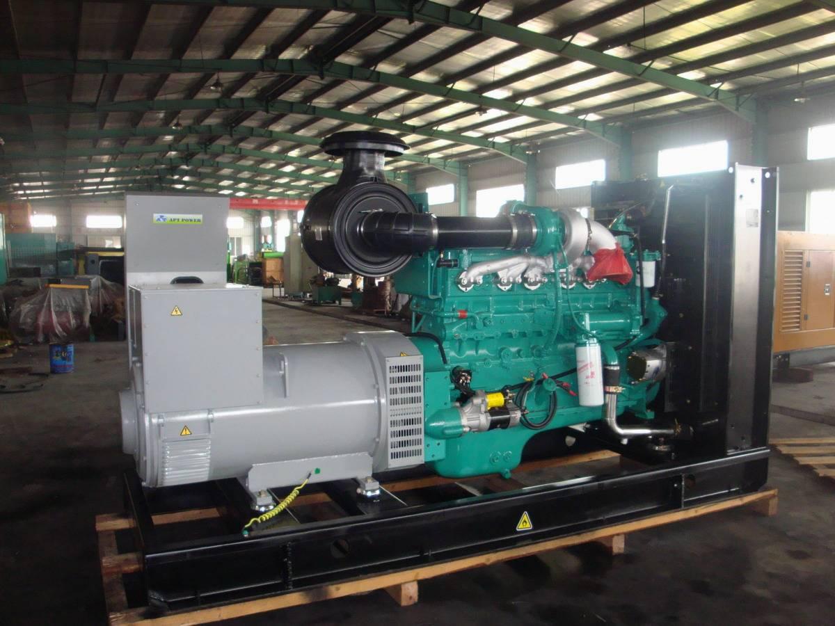 Generator Set with Lovlo Diesel Engine, Marathon Alternator 128kW on Hot Sale