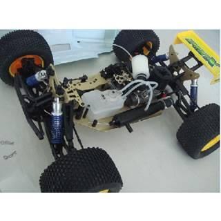 1:8 Nitro Gas off-road car