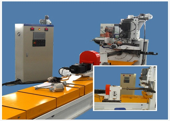 RENCHUN HWJ200 welded wedge wire screen machine for oil filtration