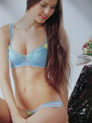 Supply factory export garmnet girl women female underwear bra in stock